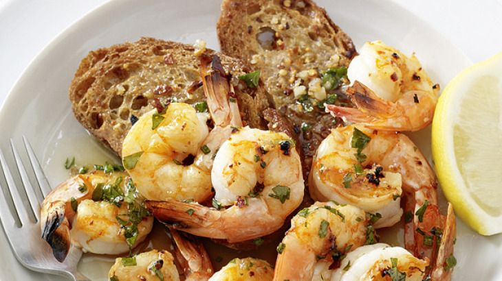 Garlic+Shrimp+Scampi Garlic Shrimp Scampi | My Food Album | Pinterest