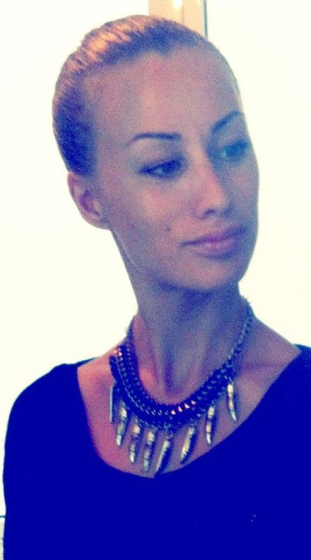 Me + statement necklace from Zara