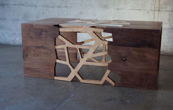 Branch Inspired Coffee Tables