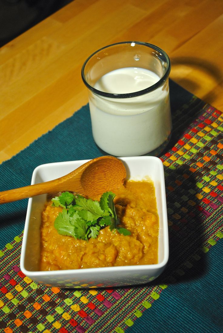Curry Sweet Potato Lentils | FOOD | Pinterest