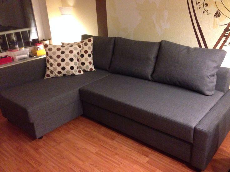 Ikea Unterschrank Wandleiste ~ New Couch #ikea #friheten  Favorite Places & Spaces  Pinterest
