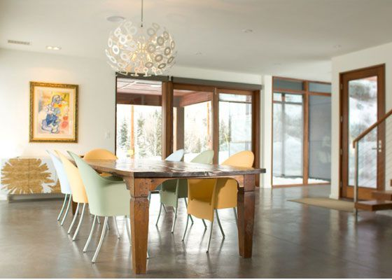 Modular Dining Room : Modern Modular Homes – FlatPak  Modern Dining rooms  Pinterest