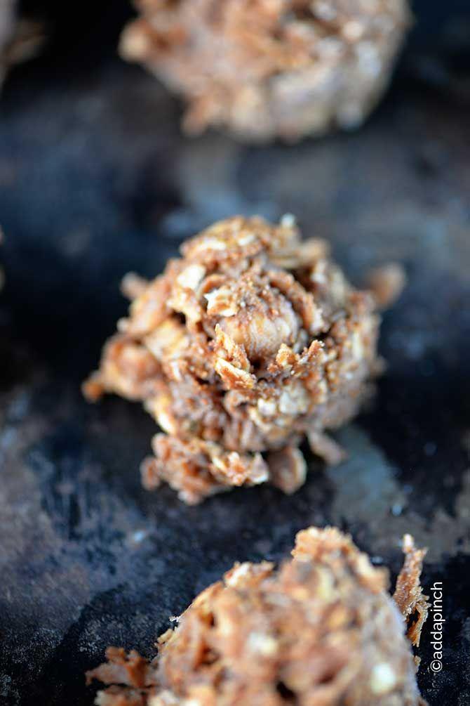 Skinny no-bake-chocolate-peanut-butter-cookies-recipe