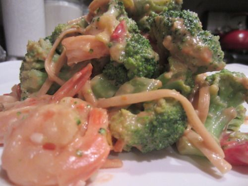 Healthy Thai Coconut Shrimp Home Beccanomics - Not to spicy, but very ...