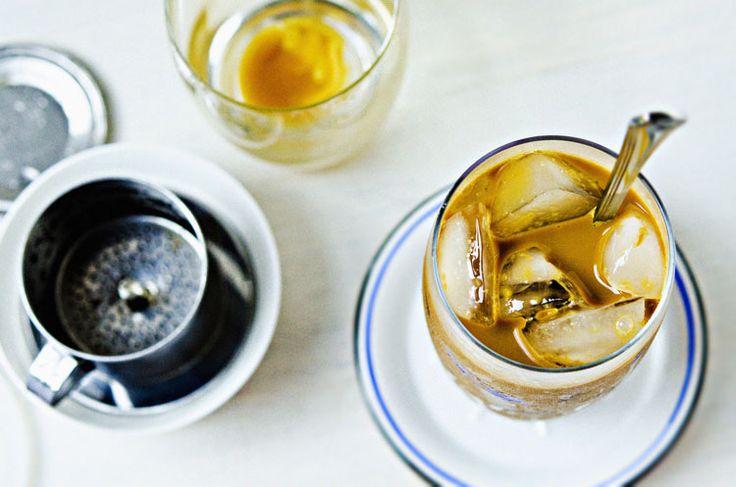 Vietnamese iced coffee - a summer survival essential