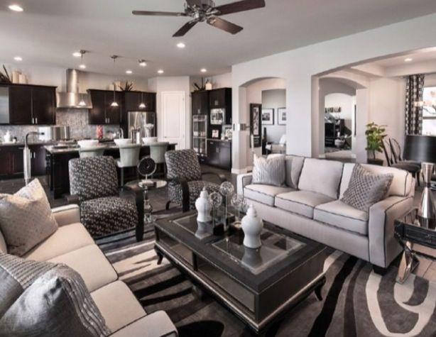 Gray Living Room Leo 39 S House Pinterest
