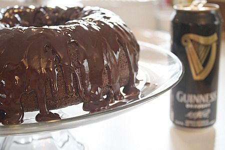 2013: (So moist! Make again!) Chocolate Stout Cake with Ganache Glaze ...