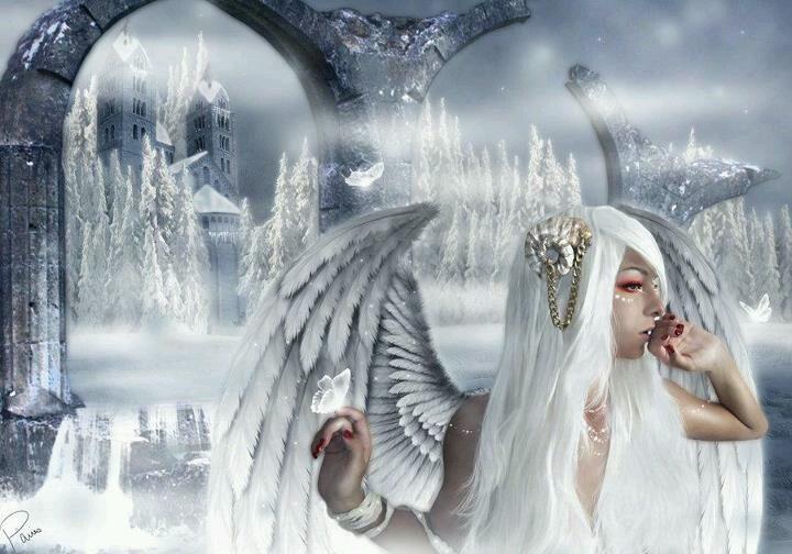 Ice angel   Angels Ins...