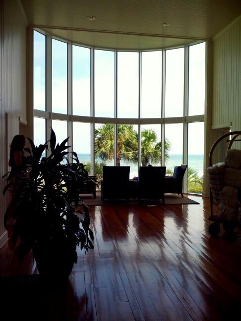 Hampton Inn Oceanfront, Myrtle Beach, SC. Very nice hotel and get ...