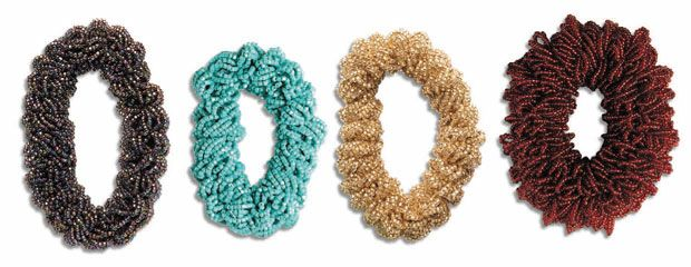 Bead Crochet Instructions : Get your free bead crochet patterns today! Bead Crochet Pinterest