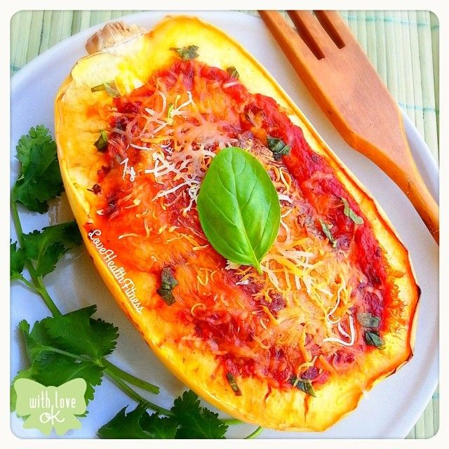 Spaghetti Squash Bake. Yes please. | What's Cookin' | Pinterest