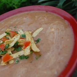 Chicken Enchilada Soup III | Recipe
