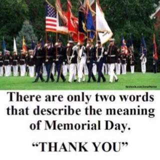memorial day messages 2014