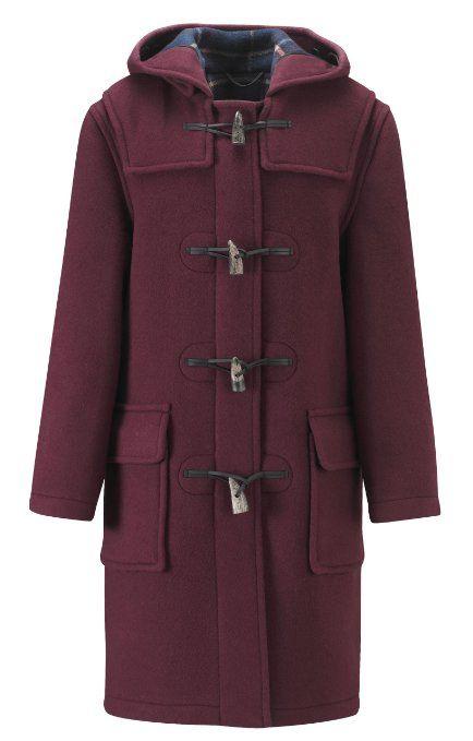 Original Montgomery Womens Duffle Coat | Style | Pinterest