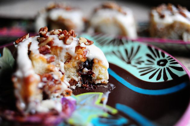 Chocolate Chip Cookie Sweet Rolls | The Pioneer Woman Cooks | Ree ...