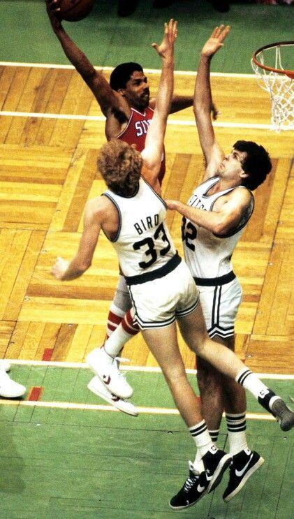 Kevin Mchale Larry Bird ... - Philadelphia 76e...