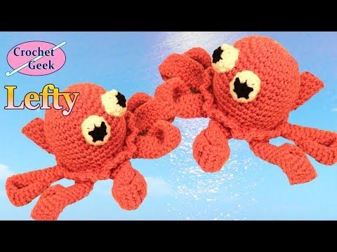 Crochet Sea Life Amigurumi : Crochet Octopus ~ free pattern Sea Life (mostly crochet ...