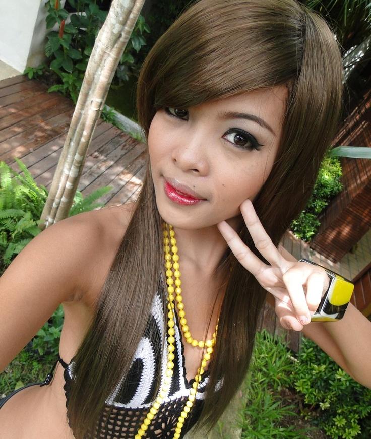 Filipinas Beauty Seductive Filipina Model Danica Torres
