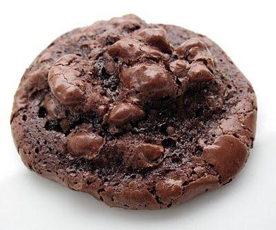 Flourless Chocolate-Walnut Cookies Recipe | mostly foodstuffs