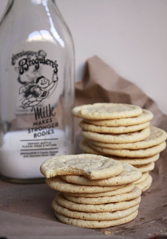 le petit muse}: melt in your mouth cream cheese sugar cookies