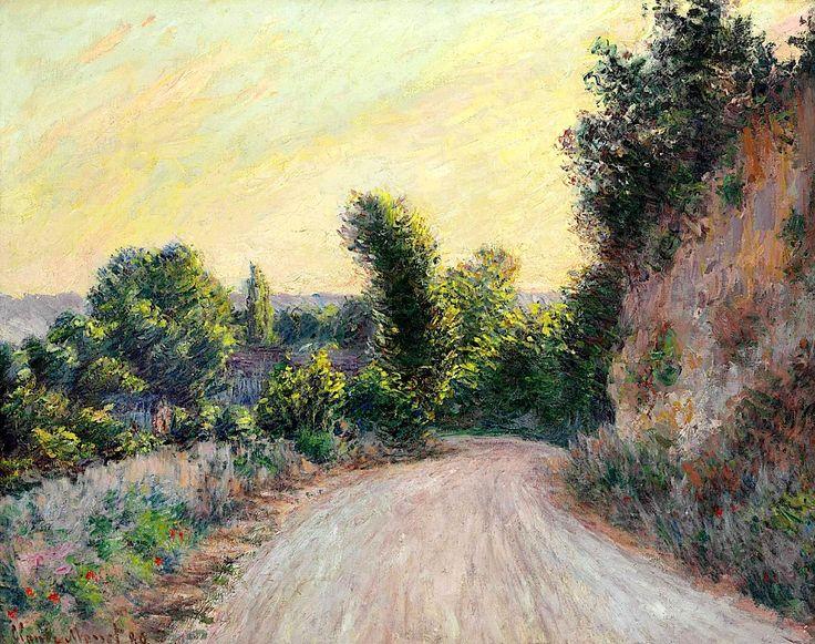 Claude Monet / Chemin