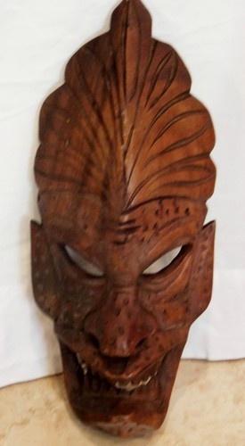 hawaiian tribal wood wall joy studio design gallery best design. Black Bedroom Furniture Sets. Home Design Ideas