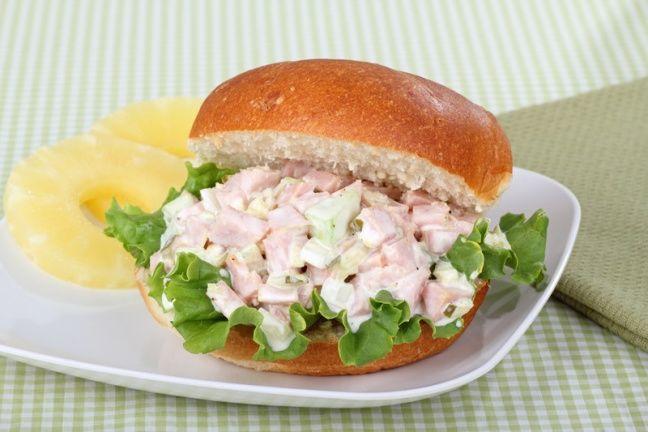 ... sandwich chicken salad sandwich salad deviled ham sandwich deviled ham