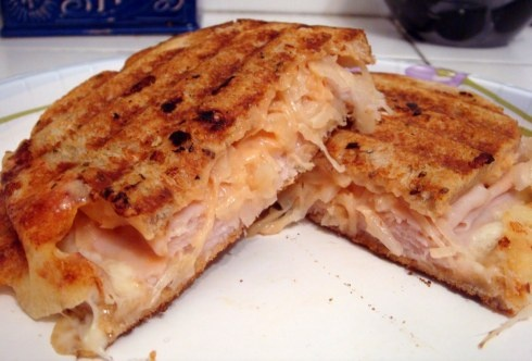 Turkey Reuben | Bon Appétit | Pinterest
