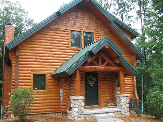 Pin By Town Country Cedar Products On Log Cabin And Home