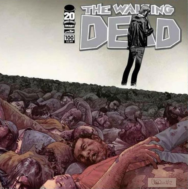 The Walking Dead comic cover art | The walking Dead ...