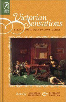 victorian sensations essays on a scandalous genre