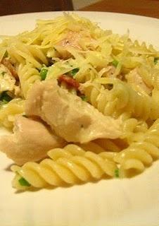 Low-Fat Spaghetti Carbonara Recipe — Dishmaps