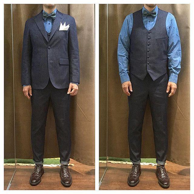 ドレスコード デニム メンズ 結婚式