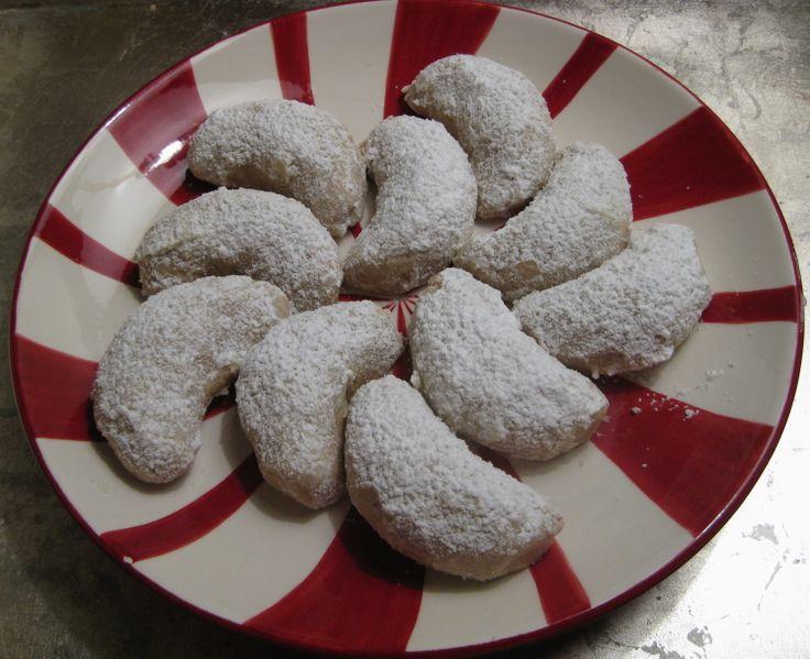 Christmas & Cardamom Crescent Cookies | Holidays: Christmas - Have Yo ...