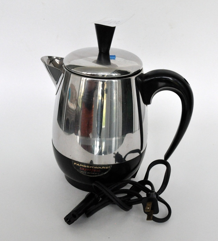 Farberware Coffee Pot Electric Cord : Farberware, Electric Coffee Perk with cord
