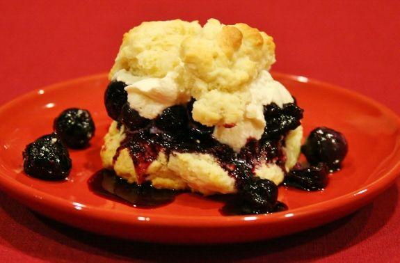 Blueberry Shortcake | Sounds Yummy! | Pinterest