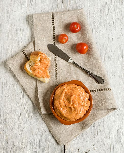 Roasted Tomato Butter. If you think regular butter is heaven, just ...