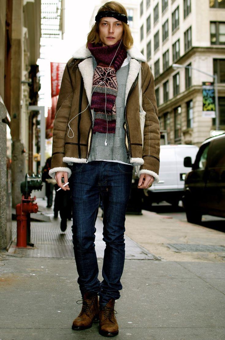 Street Style: Street Gents