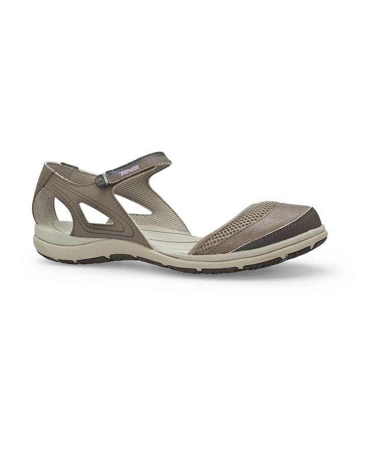 Light Brown Pasas Mary Jane - Women