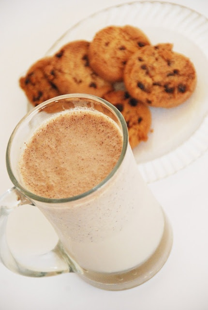 Chocolate Chip Cookie Milkshake | Chocolate Chip | Pinterest