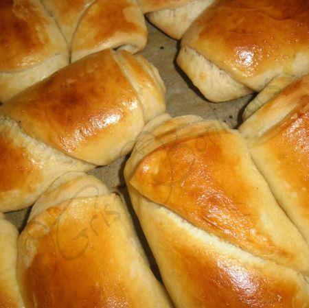 petits pains au chocolat | recettes sucrées | Pinterest