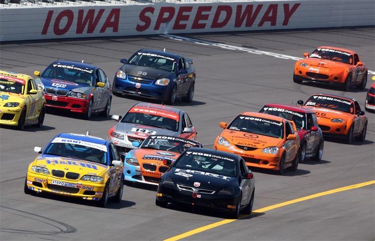 Iowa Speedway in Newton | Iowa | Pinterest