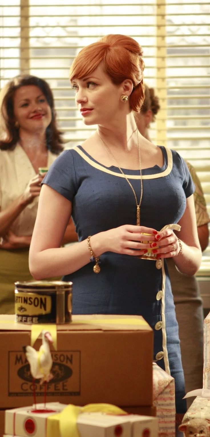 Christina hendricks mad men 03