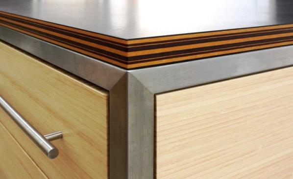 Resin Countertop Materials : ... , Paper composite countertops, surfacing materials Blueridge Sales