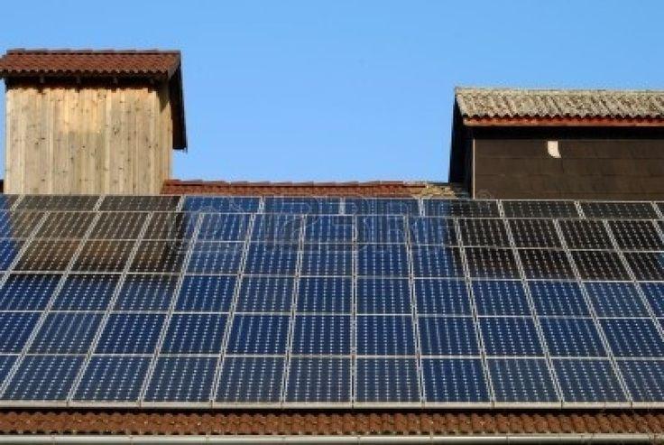barn roof solar panel - Google Search