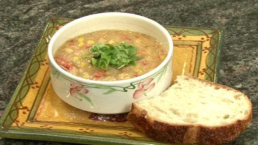 Soup Recipes - Chili Corn Chowder | Soups | Pinterest