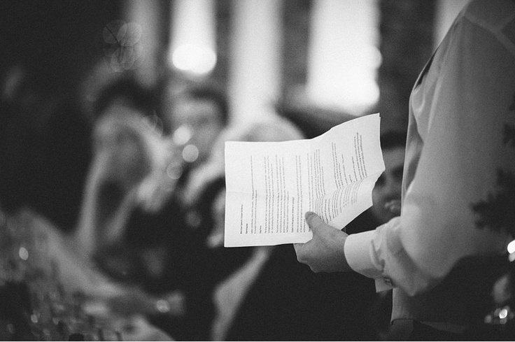 Lectura boda civil