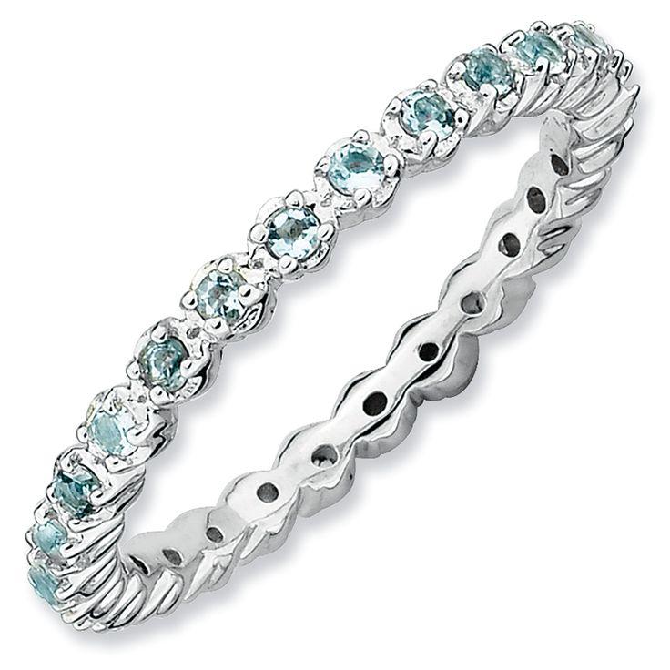 Aquamarine Rings Under 100 Aquamarine Rings Set in
