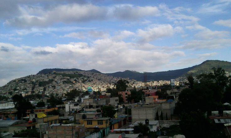 Cerro Gordo, Ecatepec, Estado de México.