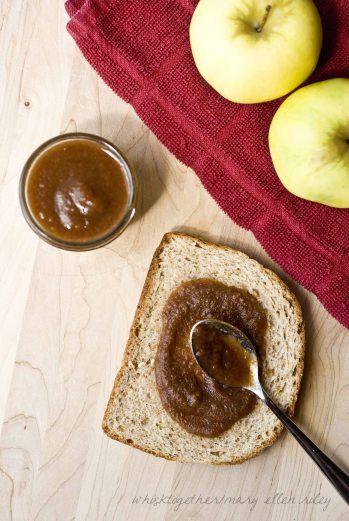 no sugar added slow cooker apple butter | Mmm mmm goooooood | Pintere ...